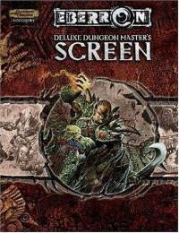 Dungeons and Dragons 3.5 Ed: Eberron: Deluxe Dungeon Masters Screen