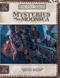 Dungeons and Dragons 3.5 ed: Forgotten Realms: Mysteries of the Moonsea