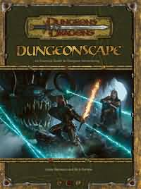 Dungeons and Dragons 3.5 ed: Dungeonscape - Used