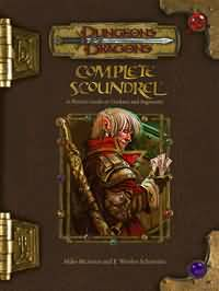 Dungeons and Dragons 3.5 ed: Complete Scoundrel - Used
