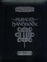 Dungeons and Dragons 3.5 ed: Players Handbook: Core Rulebook I: Leather Collector - Used