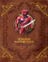 Dungeons and Dragons 1st ed: Dungeon Masters Guide Premium Edition - Used