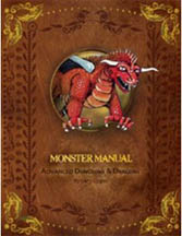 Dungeons and Dragons 1st ed: Monster Manual Premium Edition - Used