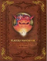 Dungeons and Dragons 1st ed: Players Handbook Premium Edition - Used