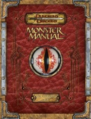Dungeons and Dragons 3.5 ed: Monster Manual Collector Edition - Used
