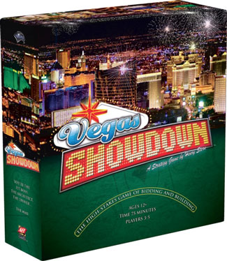 Vegas Showdown Board Game - USED - By Seller No: 5880 Adam Hill
