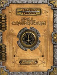Dungeons and Dragons 3.5 ed: Spell Compendium Premium Edition - Used