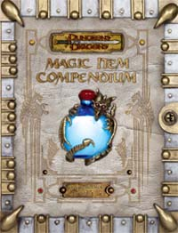 Dungeons and Dragons 3.5 ed: Magic Item Compendium Premium Edition