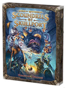 Dungeons and Dragons 4th ed: Lords of Waterdeep: Scoundrels of Skullport Expansion