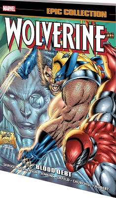 Wolverine Epic Collection: Blood Debt TP