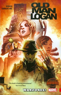 Old Man Logan: Volume 0: Warzones TP