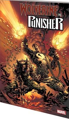Wolverine Vs Punisher TP