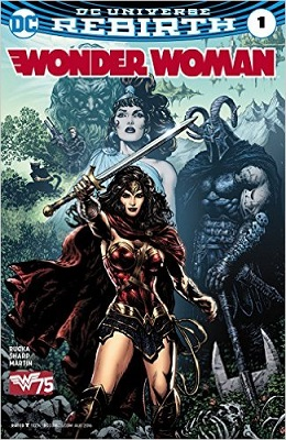 Wonder Woman no. 1 (2016 Series)