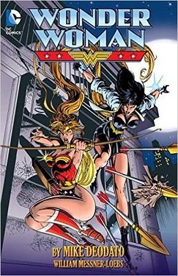 Wonder Woman (Mike Deodato) TP