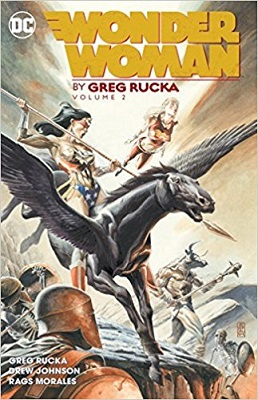 Wonder Woman: Volume 2 TP (Rucka)