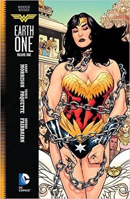 Wonder Woman: Earth One: Volume 1 HC - Used