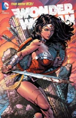 Wonder Woman: Volume 7: War Torn HC (2011 Series) - Used