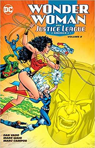 Wonder Woman and the Justice League of America: Volume 2 TP