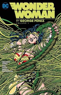 Wonder Woman: Volume 1 TP (George Perez)