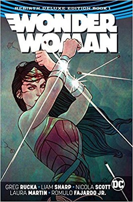 Wonder Woman: Volume 1 HC (Rebirth)