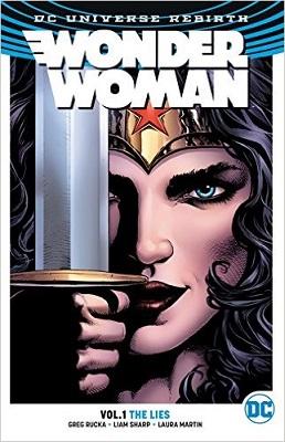 Wonder Woman: Volume 1: The Lies TP