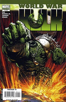 World War Hulk Complete Bundle (Issues 1-5 and prologue covers)