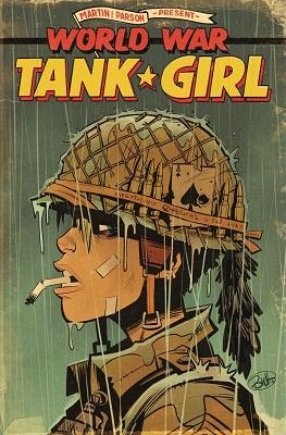 Tank Girl: World War Tank Girl TP
