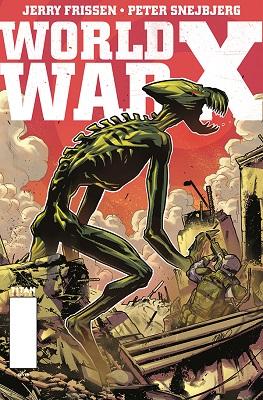 World War X (2016 Series) Complete Bundle - Used