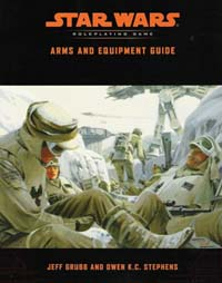 Star Wars: Arms and Equipment Guide: Soft Cover - Used
