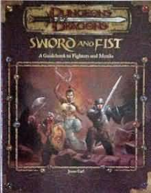 Dungeons and Dragons 3rd Ed: Sword and Fist - Used