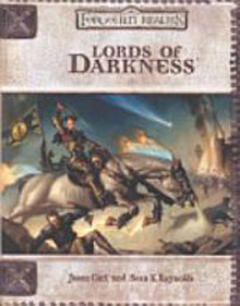Dungeons and Dragons 3.5 ed: Forgotten Realms - Lords of Darkness