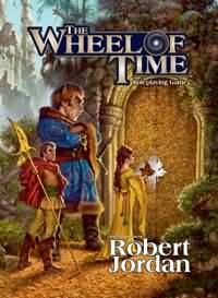 The Wheel of Time Roleplaying Game - Hard Cover - Used