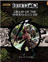 Dungeons and Dragons 3.5 ed: Eberron: Grasp of the Emerald Claw