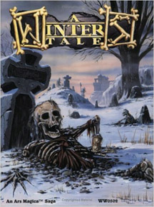 Ars Magica: Winters Tale - Used