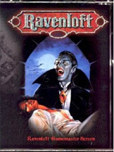 D20: Ravenloft: Secrets of the Dread Realms: 15001 - Used