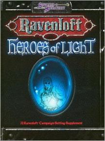 D20: Ravenloft: Heroes of Light - Used