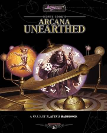 Sword and Sorcery: Arcana Unearthed - Used