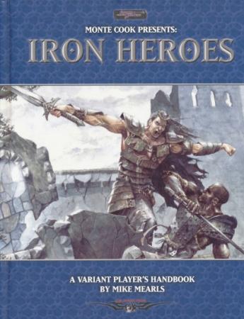 Monte Cook Presents: Iron Heroes