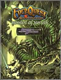 EverQuest Role Playing Game: Monsters of Norrath - Used