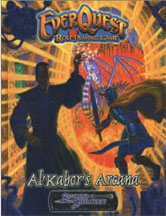 EverQuest Role Playing: Al Kabors Arcana - Used