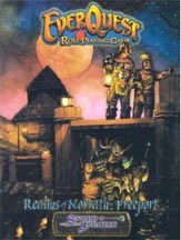 EverQuest Role Playing: Realms of Norrath: Freeport - Used