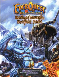 EverQuest Role Playing Game: Realms of Norrath: Everfrost Peaks - Used