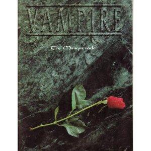 Vampire: the Masquerade 1st ed - Used