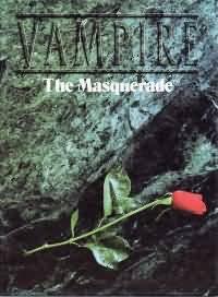 Vampire: The Masquerade 2nd Core Book: 2002- Used