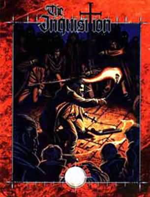 Vampire the Masquerade: The Inquisition - Used