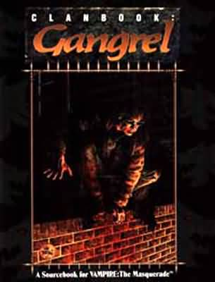 Clanbook: Gangrel 2052- Used