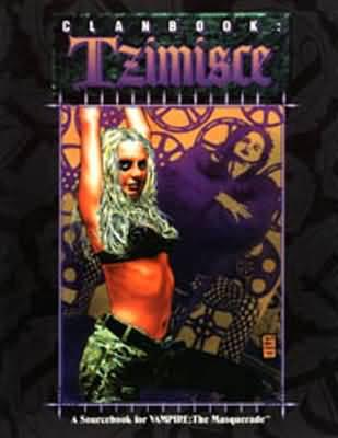 Clanbook: Tzimisce 1st ed: 2061- Used