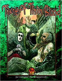 Vampire: the Masquerade: Time of Thin Blood - Used