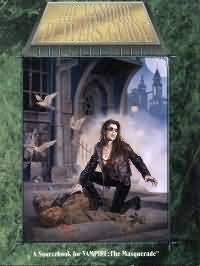 Vampire: the Masquerade: The Vampire Players Guide - Used