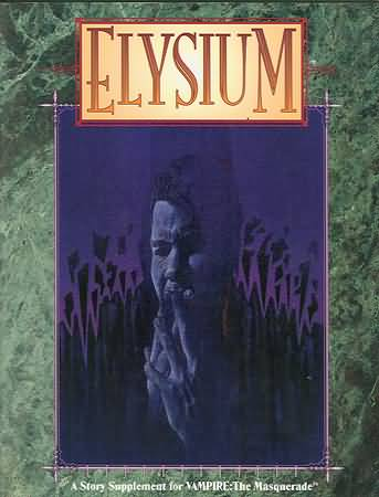 Vampire the Masquerade: Elysium - Used